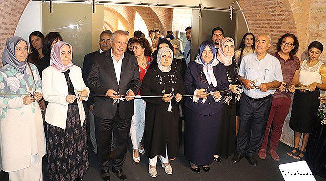 Kahramanmaraş El Sanatı Nakışlar Sultanahmet'te…