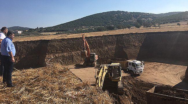 Kahramanmaraş'ta AFAD'a yeni hizmet binası yapılıyor