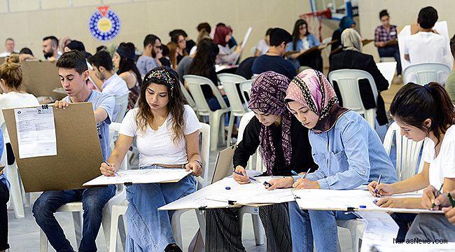 KSÜ'de Özel Yetenek Sınavları tamamlandı
