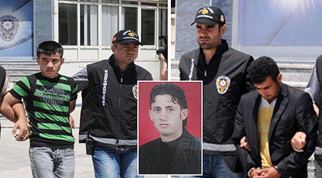 Vahşi cinayetin sanıklarına 18'er yıl ceza!