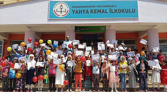 Yahya Kemal'de Yaz Okulu finali