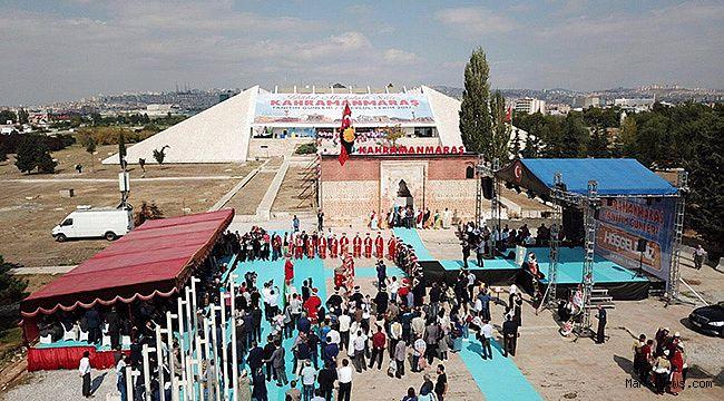 Ankara'daki Tanıtım Günlerinde Başrol