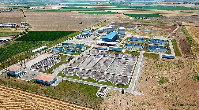 Atık Su Arıtma Tesisinde 15 Milyon M³ atık su arıtıldı