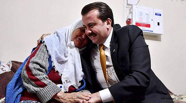 Başkan Erkoç'tan Yaşlılara Bir Proje Daha