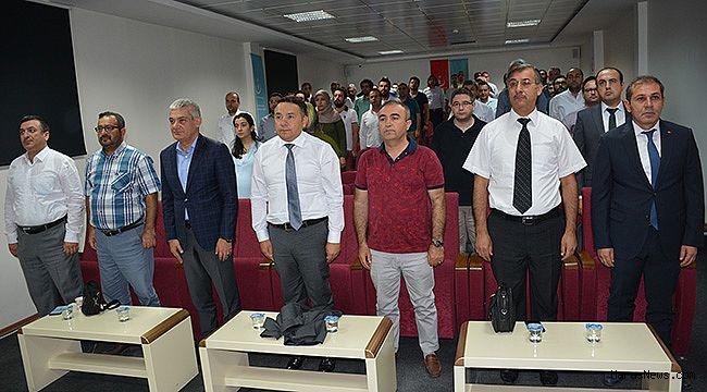 Bölgenin Sağlık Müdürleri Kahramanmaraş'ta buluştu