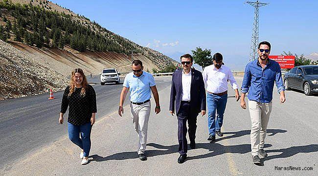 """Erkoç: """"Kahramanmaraş turizmde patlama yapacak"""""""