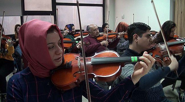 Kahramanmaraş'ta 679 kurs açıldı