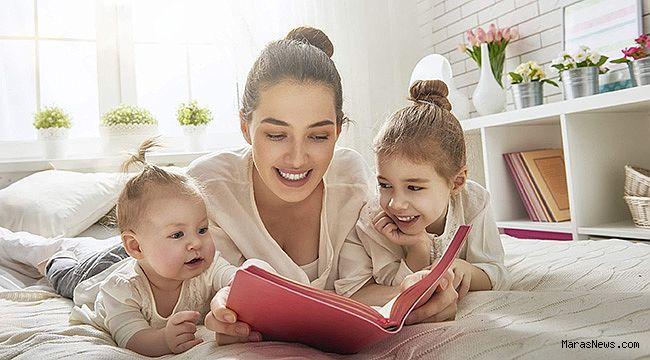 Kitap okuma alışkanlığı okul öncesinde başlıyor