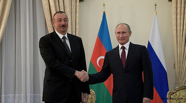 Rusya ve Azerbaycan imzayı attı!