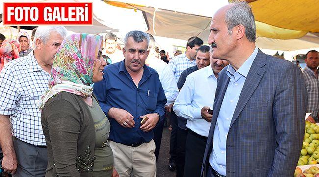 Yahya Kemal'de Vatandaş pazaryerinden memnun