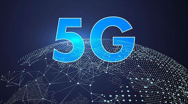 5G, 4G'den 1000 kat daha hızlı olacak