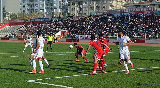 Aslan'dan Osmanlı Tokat'ı 2-1