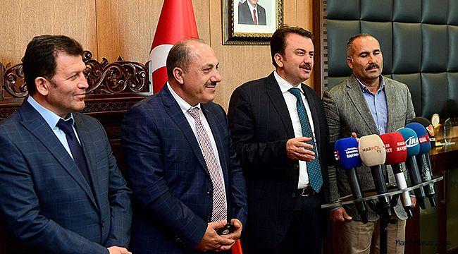 """Başkan Erkoç: """"Adrenalin tutkunlarını bekliyoruz"""""""