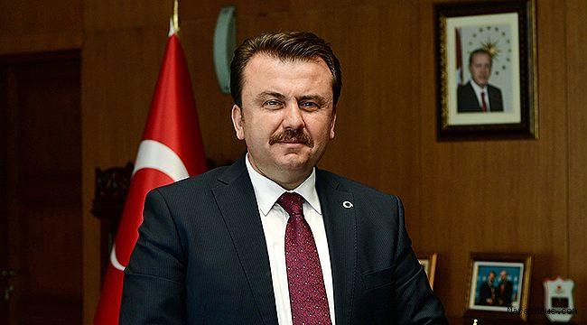 """Başkan Erkoç:"""" Dünyanın en büyük kütüphanelerinden birini Kahramanmaraş'a kazandıracağız"""""""