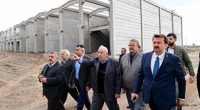 """Başkan Erkoç: """"Kahramanmaraş'ı büyütmeye devam ediyoruz"""""""
