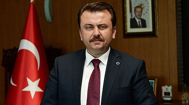 """Başkan Erkoç: """"Muhtarlarımız mesai arkadaşlarımızdır"""""""