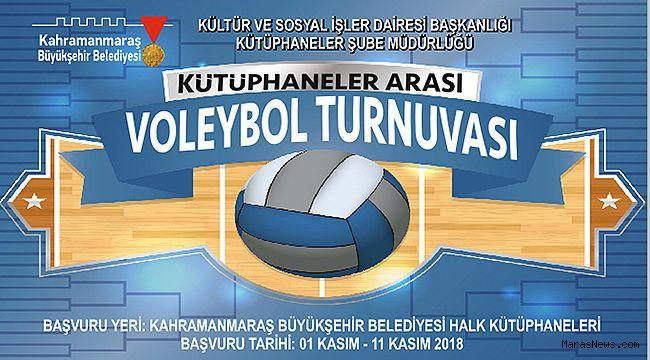 Büyükşehir'den Voleybol Turnuvası