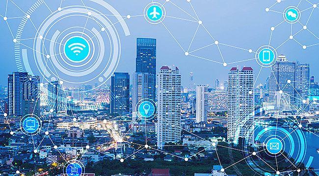 IOT cihazların sayısı 2025'te 80 milyara çıkacak