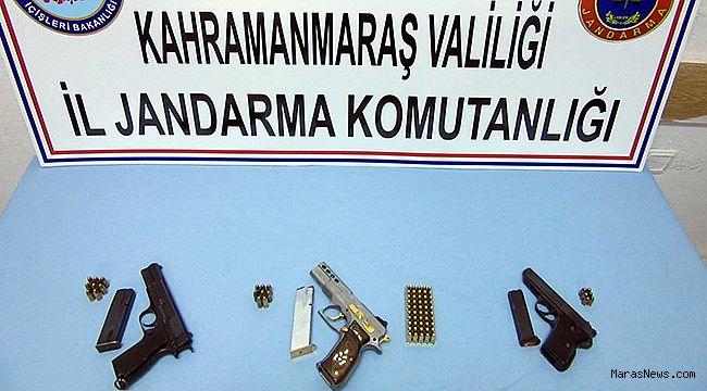 Kahramanmaraş'ta aranan 18 kişi yakalandı!