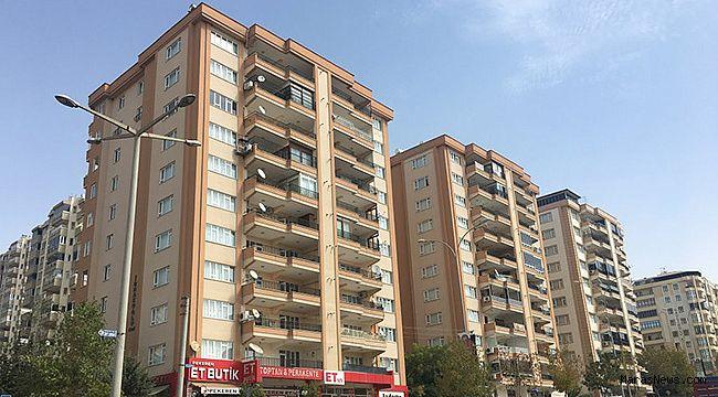 Kahramanmaraş'ta Belediyeler 2 bin 274 daireye yapı ruhsatı verdi