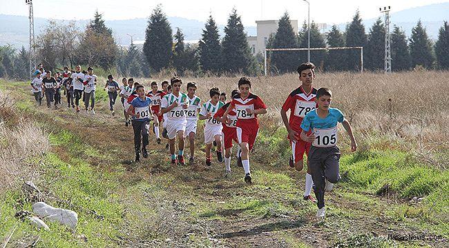 2018-2019 Okul Sporları Sezonu Kros ile başladı