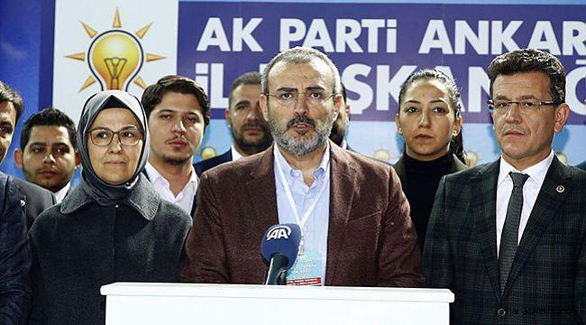 """""""Amacımız AK Parti'nin ilkelerine, değerlerine uygun belediye başkanlarımızı belirlemek"""""""