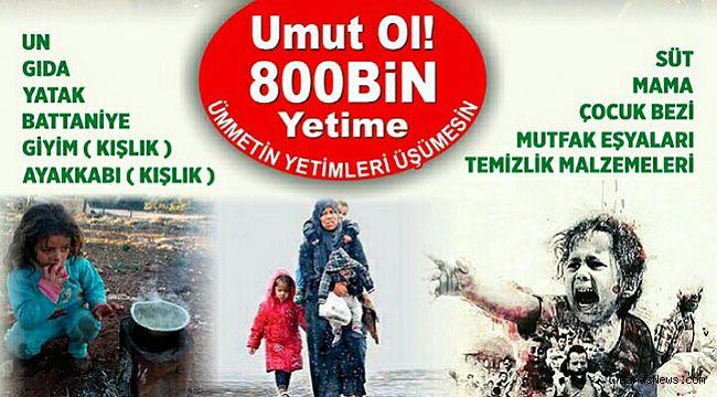 Büyükşehir'den İdlip Yardım Kampanyası