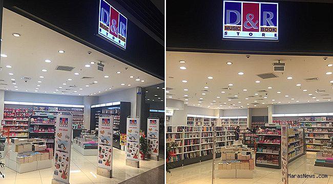 D&R'ın Kahramanmaraş'taki yeni mağazası Piazza'da açıldı