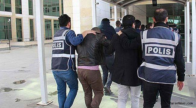Kahramanmaraş Polisinden FETÖ'ye 6 ilde operasyon