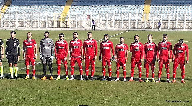 Kahramanmaraşspor, Ankara'dan 1 puanla döndü