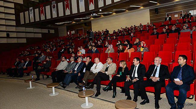KSÜ'de 'Sürekli Eğitim' Seminerleri Başladı
