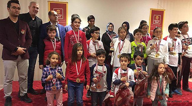 Öğretmenler Günü satranç turnuvası tamamlandı