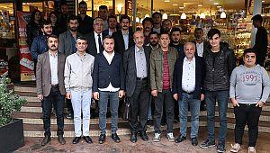 Usta Kalem Dilipak Genç Gazetecilerle buluştu!