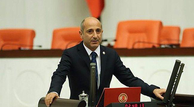 CHP'li Ali Öztunç, Su Sorununu TBMM'ye taşıdı