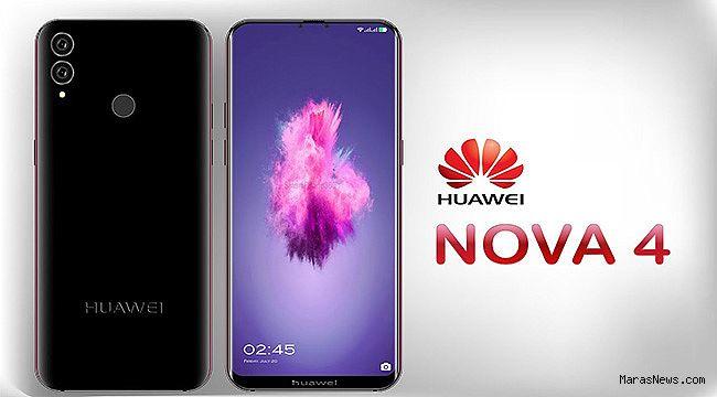 Huawei Nova 4'ün özellikleri belli oldu