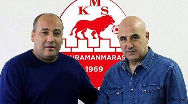 Kahramanmaraşspor'da deprem istifa etti!