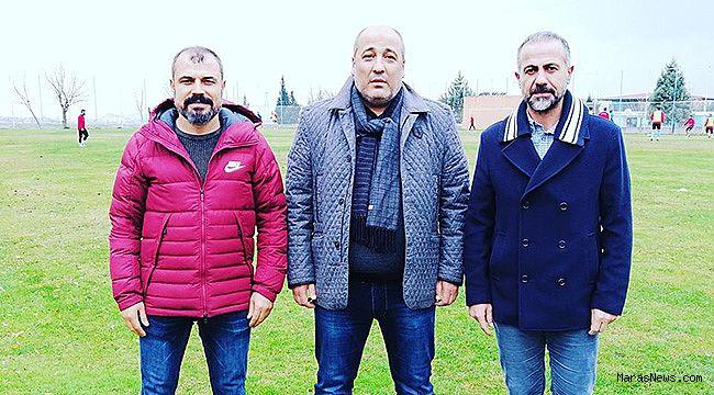 Kahramanmaraşspor'da