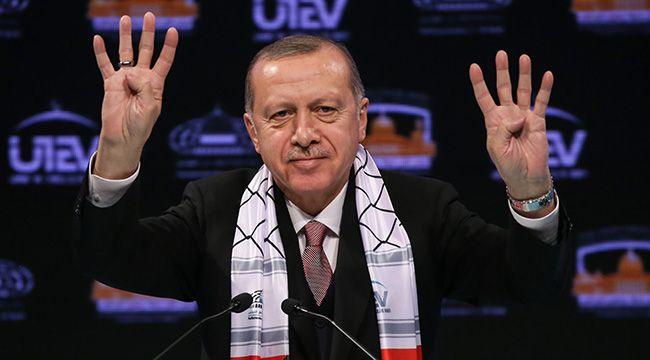 """Kudüs, 1,7 milyarlık İslam aleminin onuru, namusu, harim-i ismetidir"""