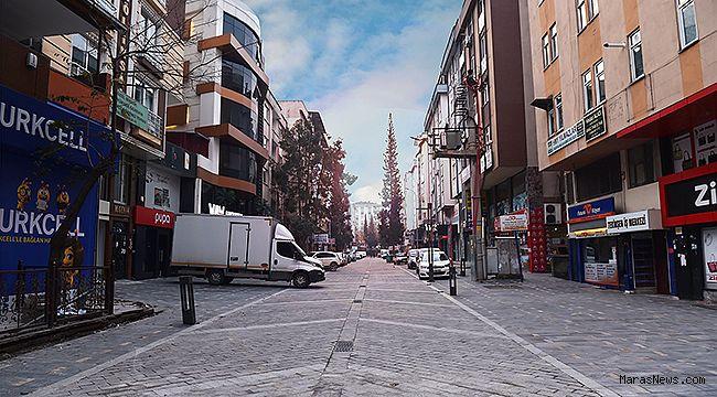 Modern sokak iyileştirme çalışmaları devam ediyor