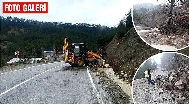 """Büyükşehir: """"Grup yollarında temizlik çalışmaları devam ediyor"""""""