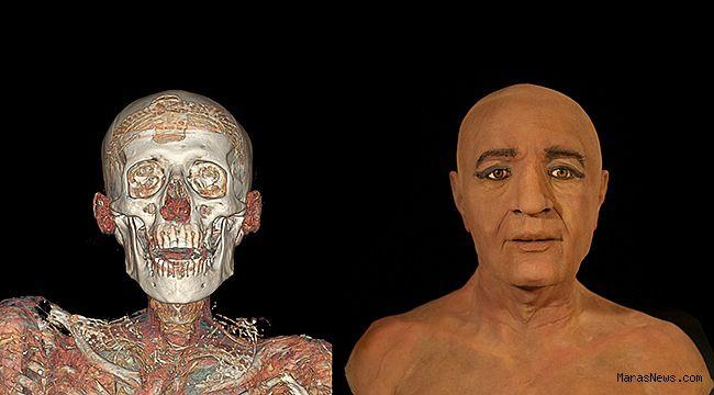 Firavun'un göz doktoru olduğuna inanılan gizemli mumyanın kim olduğu ortaya çıktı