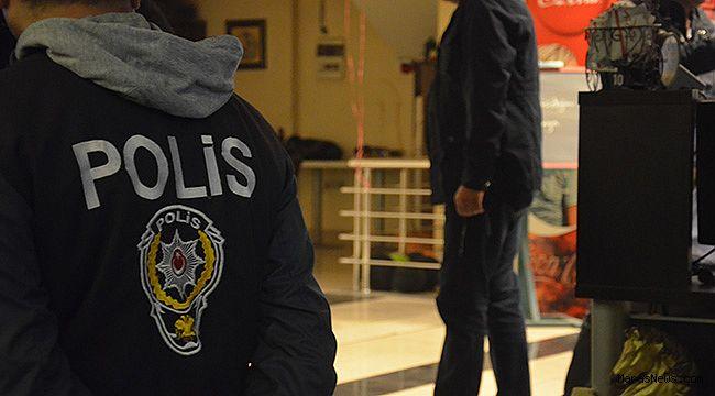 Huzur operasyonda aranan 17 kişi yakalandı