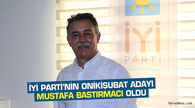 İYİ Parti Onikişubat adayı belli oldu!