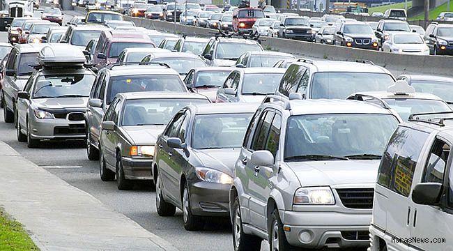 Kahramanmaraş'ta araç sayısı 232 bini geçti