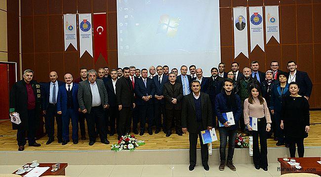 KSÜ'de, Tarımsal Yüksek Öğretim kutlandı