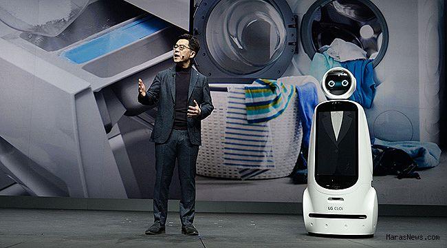 LG'den daha da iyi bir yaşam için yapay zeka vaadi!