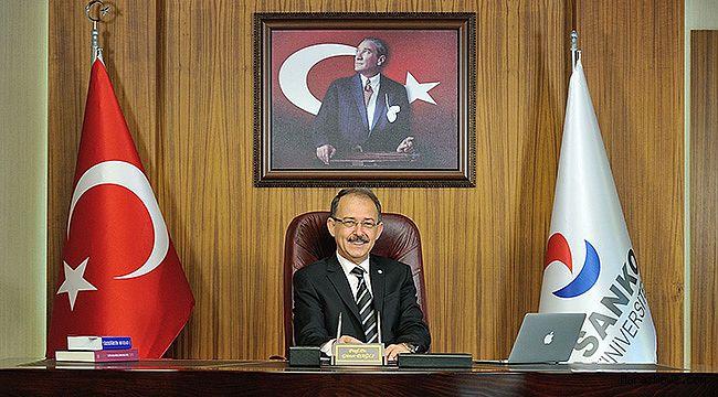 Prof. Dr. Güner Dağlı'dan 10 Ocak Çalışan Gazeteciler Günü mesajı