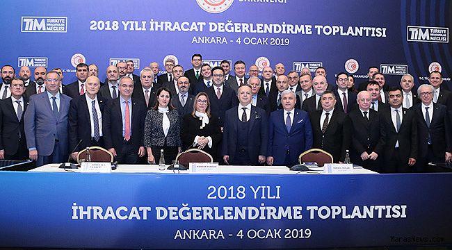 """TİM Başkanı Gülle: """"Sürdürülebilir ihracat ve yeniliklerle 2019'a da damga vuracağız"""""""
