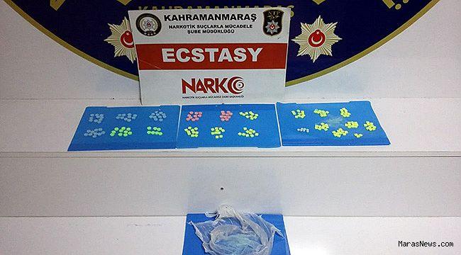 Uyuşturucu satıcısı 3 şüpheli yakalandı