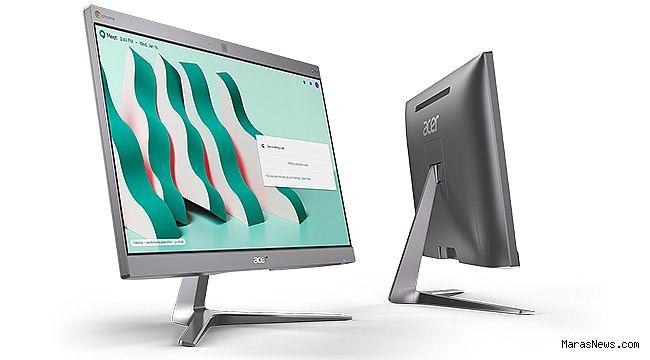 Acer özenle tasarlanmış iki yeni Chromebase modelini tanıttı